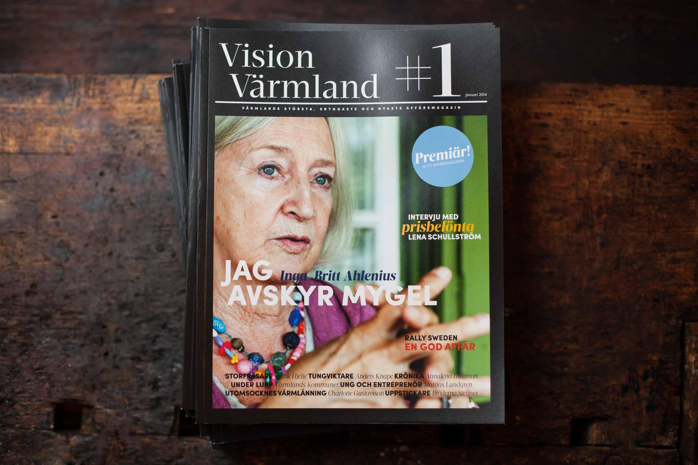 Design av Vision Värmland