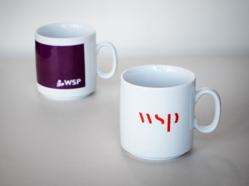 Rebranding WSP